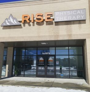 Rise Physical Therapy location