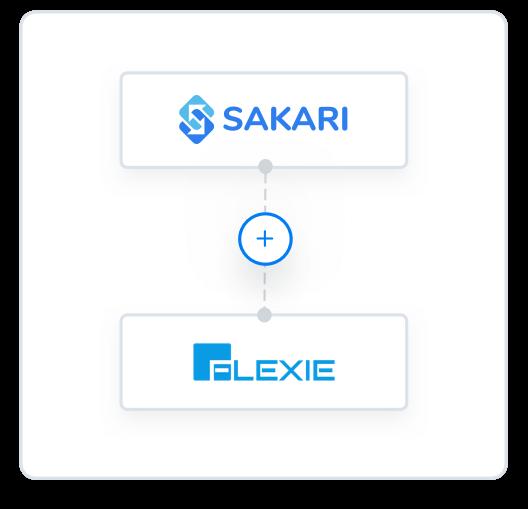Flexie and Sakari integration