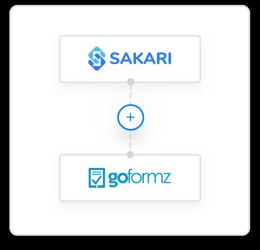 GoFormz and Sakari Integration