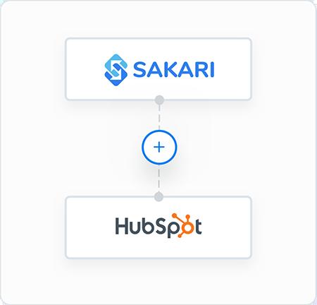 HubSpot and Sakari