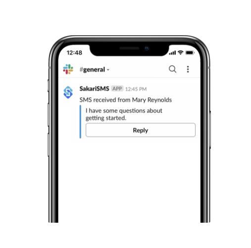 slack mobile app