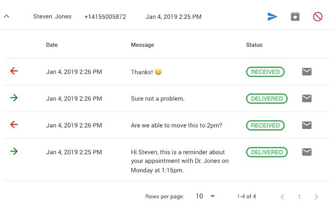 sms conversation online