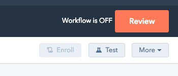 workflows step 1